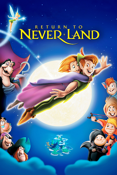 Return to Never Land cast, synopsis, trailer and photos.