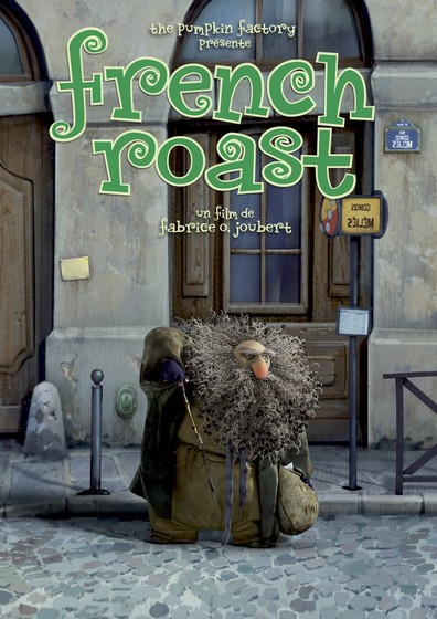 Animated movie French Roast poster