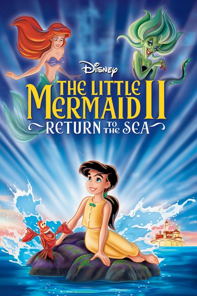 The Little Mermaid II: Return to the Sea cast, synopsis, trailer and photos.