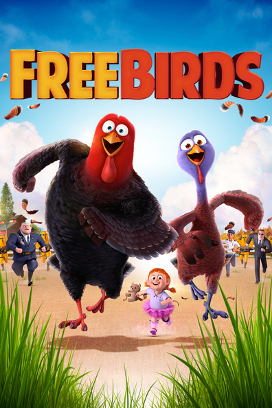 Free Birds cast, synopsis, trailer and photos.