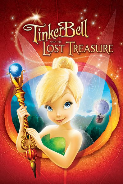 Tinker Bell and the Lost Treasure cast, synopsis, trailer and photos.