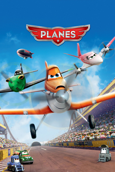 Planes cast, synopsis, trailer and photos.