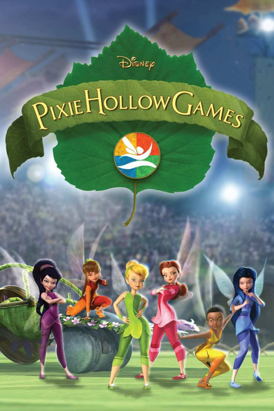 Pixie Hollow Games cast, synopsis, trailer and photos.