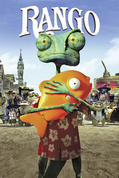 Rango cast, synopsis, trailer and photos.
