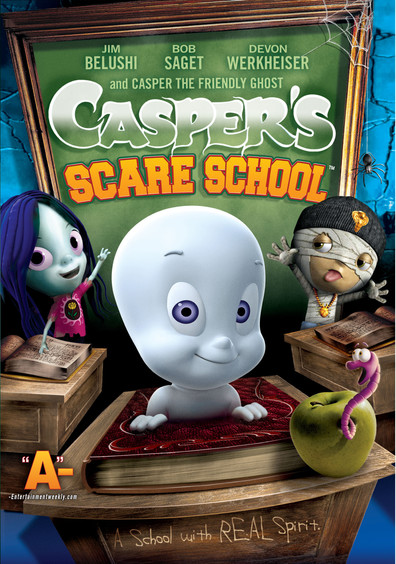 Casper's Scare School cast, synopsis, trailer and photos.