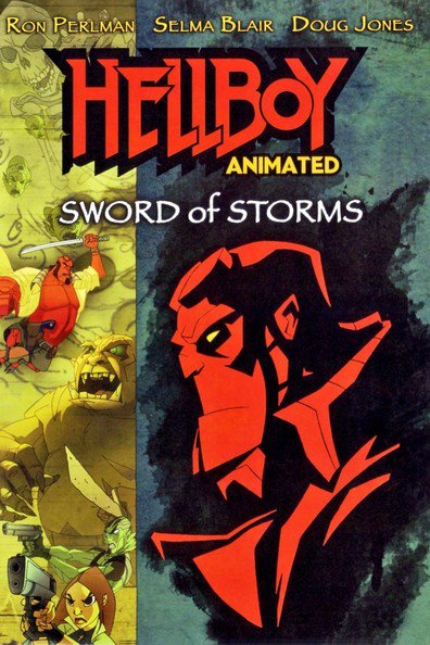 Hellboy Animated: Sword of Storms cast, synopsis, trailer and photos.