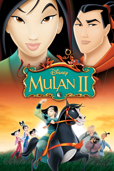 Mulan II cast, synopsis, trailer and photos.