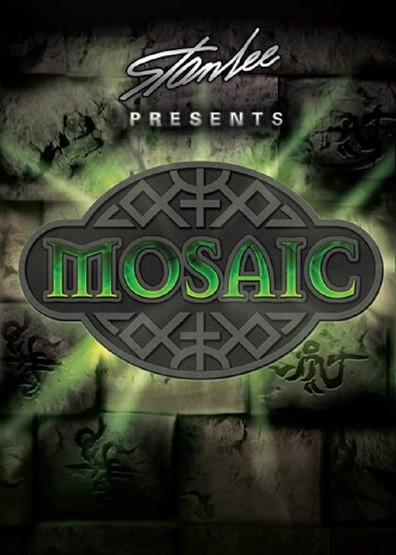 Animated movie Mosaic poster