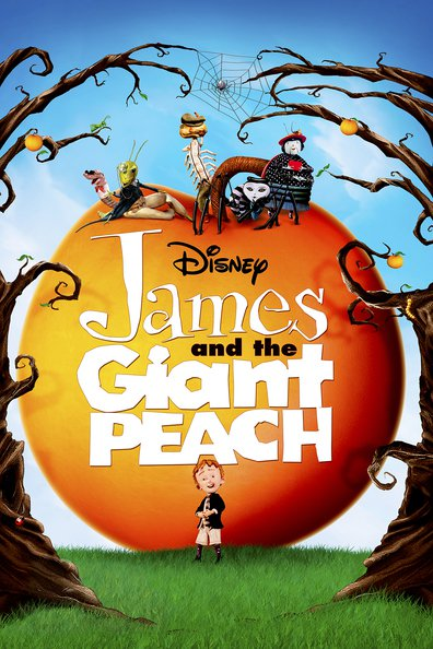 James and the Giant Peach cast, synopsis, trailer and photos.