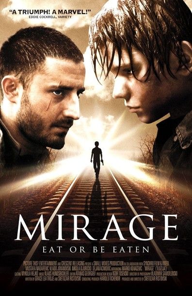 Animated movie Mirage poster