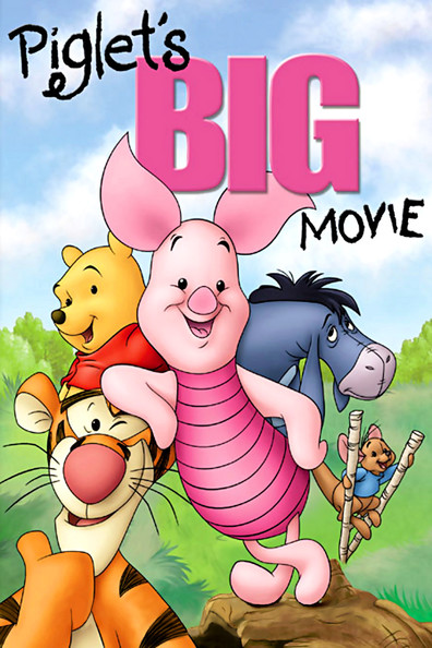 Piglet's Big Movie cast, synopsis, trailer and photos.