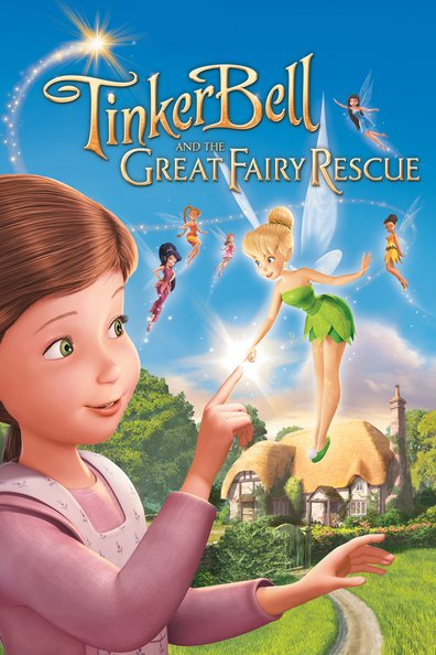Tinker Bell and the Great Fairy Rescue cast, synopsis, trailer and photos.
