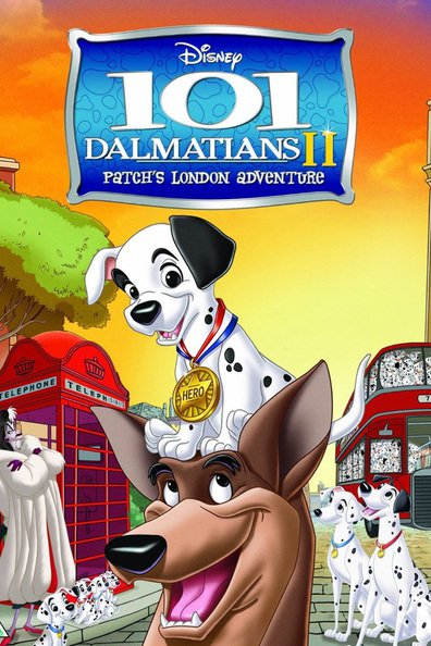 101 Dalmatians II: Patch's London Adventure cast, synopsis, trailer and photos.