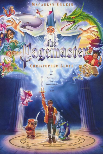 The Pagemaster cast, synopsis, trailer and photos.