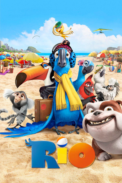Animated movie Rio poster