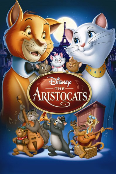The AristoCats cast, synopsis, trailer and photos.