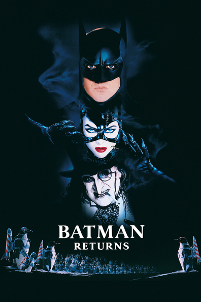 Animated movie Batman poster