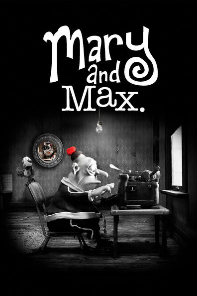 Animated movie Mary and Max poster