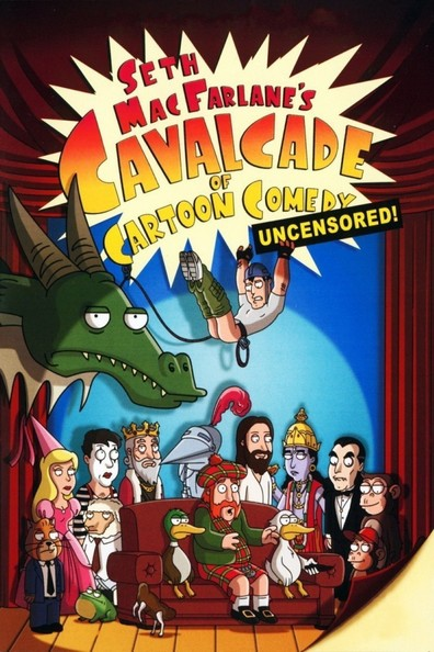Cavalcade of Cartoon Comedy cast, synopsis, trailer and photos.