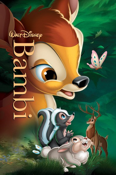 Bambi cast, synopsis, trailer and photos.