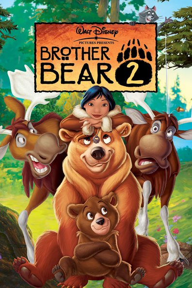 Brother Bear 2 cast, synopsis, trailer and photos.