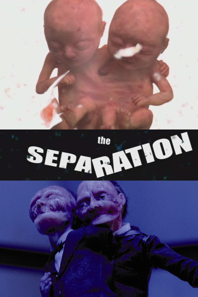 Animated movie The Separation poster