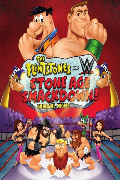 The Flintstones & WWE: Stone Age Smackdown cast, synopsis, trailer and photos.