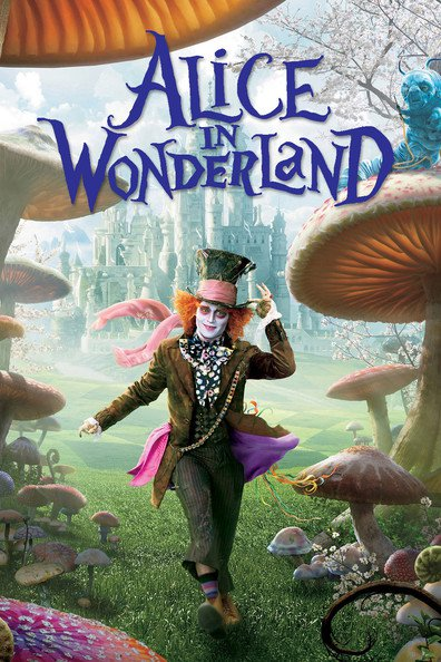 Alice in Wonderland cast, synopsis, trailer and photos.