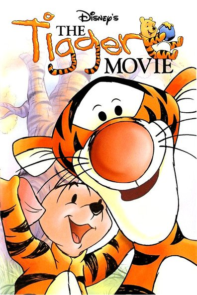 The Tigger Movie cast, synopsis, trailer and photos.