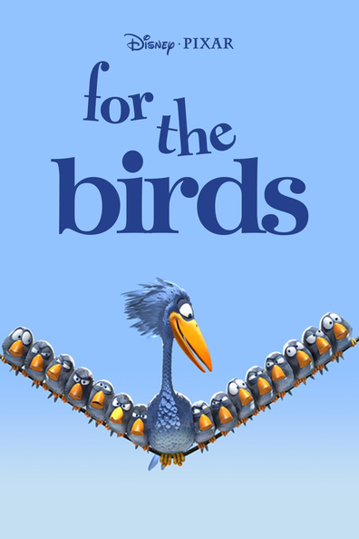 Animated movie For the Birds poster