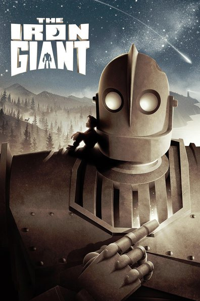 The Iron Giant cast, synopsis, trailer and photos.