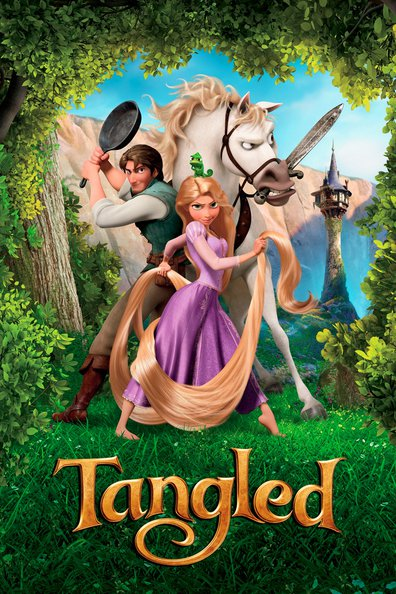 Tangled cast, synopsis, trailer and photos.