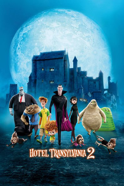 Hotel Transylvania 2 cast, synopsis, trailer and photos.