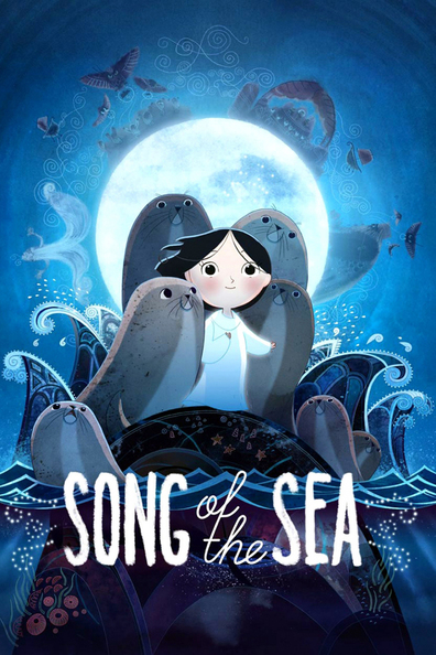 Animated movie Song of the Sea poster