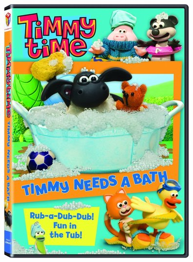 Animated movie Timmy Time poster