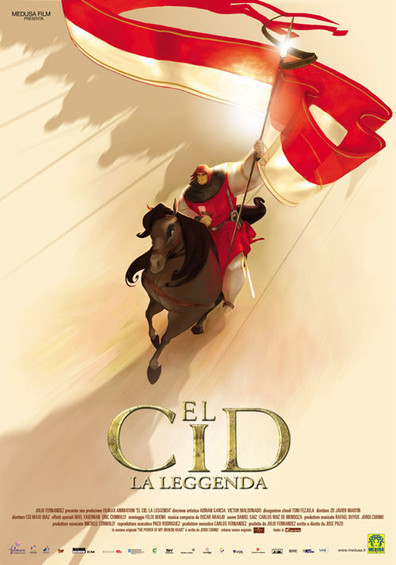 El Cid: La leyenda cast, synopsis, trailer and photos.