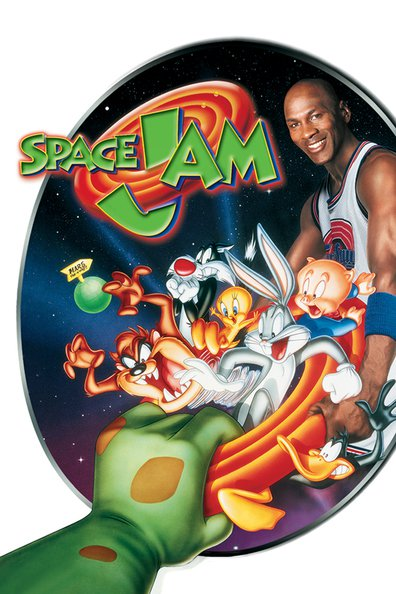 Space Jam cast, synopsis, trailer and photos.