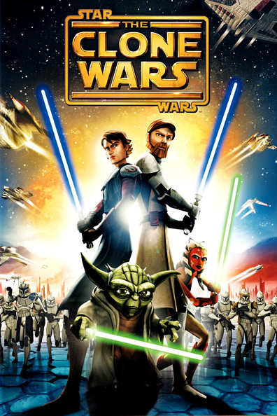 Star Wars: The Clone Wars cast, synopsis, trailer and photos.