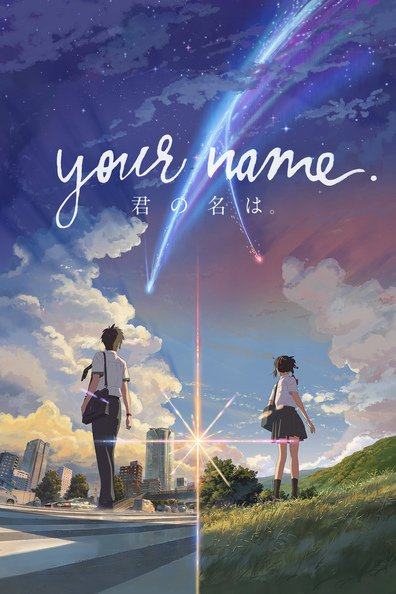 Kimi no na wa. cast, synopsis, trailer and photos.