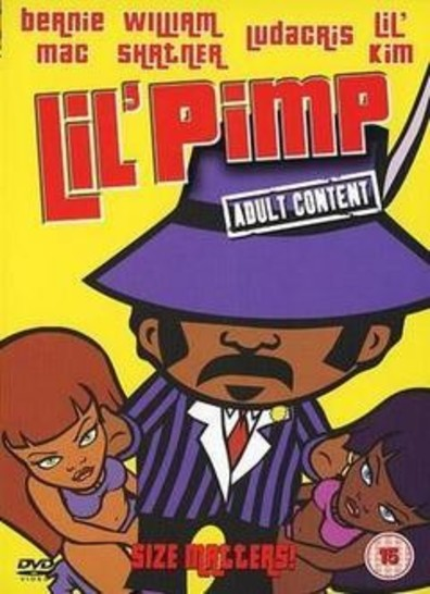 Lil' Pimp cast, synopsis, trailer and photos.