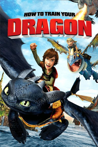 How to Train Your Dragon cast, synopsis, trailer and photos.