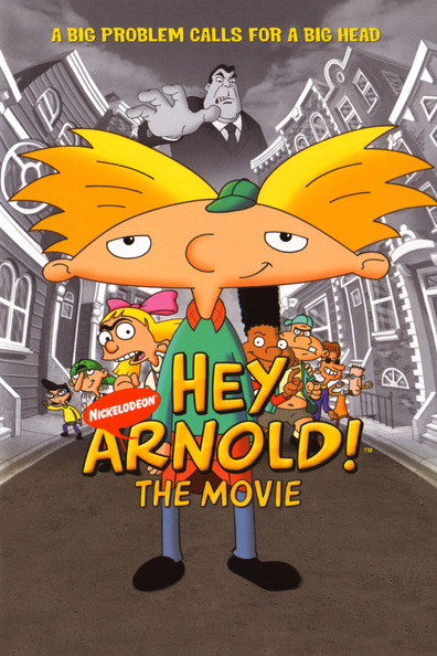 Hey Arnold! The Movie cast, synopsis, trailer and photos.