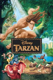Tarzan is similar to E.T.A..