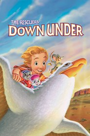 The Rescuers Down Under is similar to 12 Tiny Christmas Tales.
