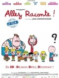 Animated movie Allez raconte! poster