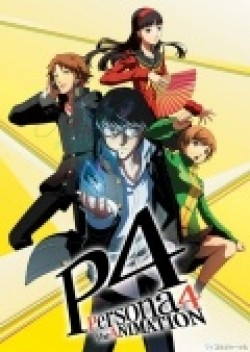 Persona 4: The Animation cast, synopsis, trailer and photos.