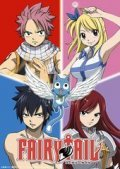 Animated movie Fairy Tail poster
