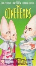 Animated movie The Coneheads poster
