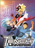 Tenchi Muyo! cast, synopsis, trailer and photos.