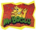 Animated movie Mr. Bogus poster